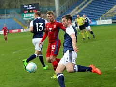 fotbal Czech Republic 19 - Scotland 19