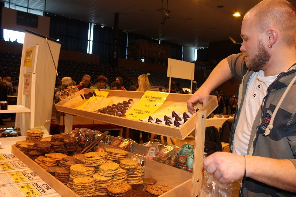 Ve zlínské sportovní hale Euronics se od pátku 20. do neděle 22. ledna 2017 koná Čokoládový festival.