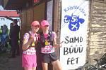 Petra Tunysová v ultramaratonu Rohálovská padesátka