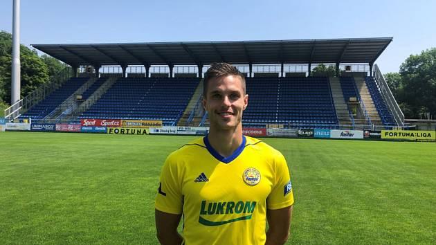 Stoper Lukáš Vraštil se v pátek připojil k fotbalistům Zlína.