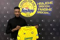 Už čtvrtou posilu získali fotbalisté Zlína. S dvanáctým celkem FORTUNA:LIGY podepsal tříletou smlouvu gambijský útočník Lamin Jawo.