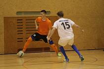 Zlínští futsalisté nezvládli nedělní duel s Vyškovem, lídrovi druhé ligy v luhačovické sportovní hale Radostova podlehli vysoko 2:7 a se sedmi body jsou až šestí.