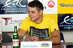 Zkušený jezdec Tomáš Kostka společně se spolujezdcem Ladislavem Kučerou se na Barum Czech Rally Zlín posadí do vozu Škoda Fabia R5 ze stáje Kresta Racing.