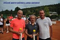 Calábek Cup ovládli Bařinka se Santáriusem