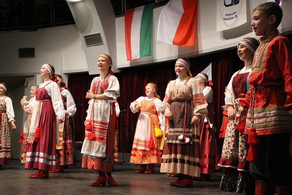 Mezinárodní dětský folklorní festival v Luhačovicích