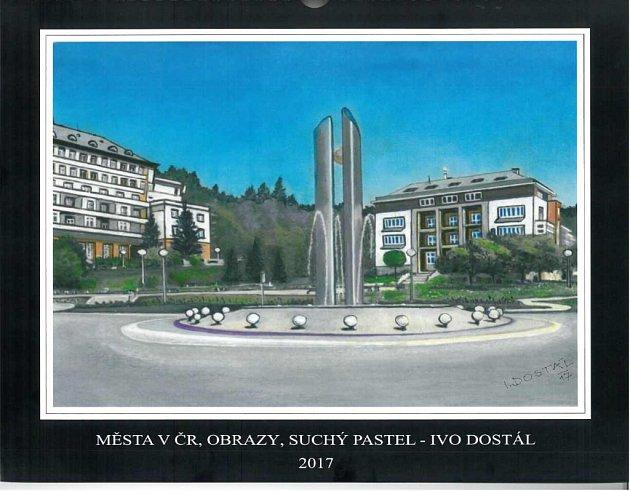 Kalendář Luhačovic