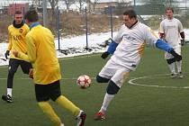 Galaktikos (v bílém) proti United. Ilustrační foto
