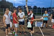 Nohejbalový turnaj ve Slavičíně 2020