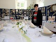 Výstava  Svatba včera a dnes v Tlumačově.