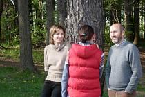 ODBORNÍK NA HYPNÓZU. Terapeut Radim Grebeníček se zajímá o hypnózu už řadu let. O jejích účincích chce hovořit s účastníky putování po stezkách Žítkovských bohyní.