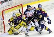 hokej HC Aukro Berani Zlín  - HC Vítkovice Rivera