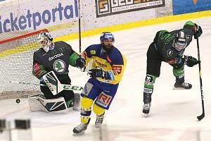 Berani Zlín - BK Mladá Boleslav - čtvrtý zápas série