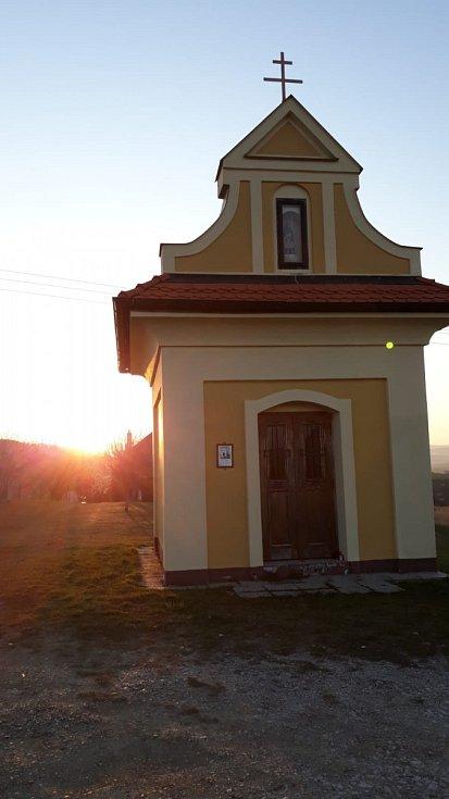 Kaple sv. Václava nad Uherským Brodem