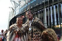 Původní obyvatelé ze všech koutů světa.