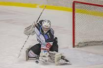 Brankářský talent Patrik Hamrla byl nedávno draftovaný do juniorské soutěže USHL. Ve druhé polovině července navíc proběhne draft do NHL.