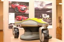 Ve zlínské Alternativě jsou k vidění díla umělců z celé republiky, kteří se přihlásili do soutěže Talent 2009.
