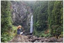 """V rámci festivalu """"Cestovatelský mišmaš"""" měla přednášku o Azorských ostrovech napajedelská cestovatelka Jana Kysilková"""