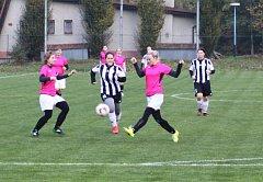 Holešovské holky - Brumov, Moravskoslezská fotbalová divize žen