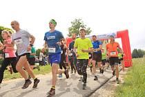 Kopanický půlmaraton 2018