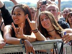 Festival Masters of rock  2015 ve Vizovicích. Kapela Gus G.