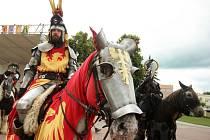Historická skupina Ordo Kromen dorazila do Zlína.