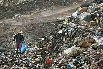 Ilustrační foto. Zápach ze skládky a kompostárny na okraji Slavičína dlouhodobě obtěžuje obyvatele v okolí.