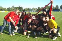 Fotbalisté Spytihněvi si vybojovali právo účasti v divizi.