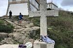 Svatojakubská cesta Honzy Klusala do Santiaga de Compostely