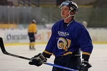 S hokejisty PSG Berani Zlín již trénuje slovinský reprezentační útočník se zkušenostmi z KHL, finské i švédské nejvyšší soutěže Žiga Jeglič.