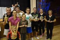 Mikulášský turnaj v Nedašově 2018
