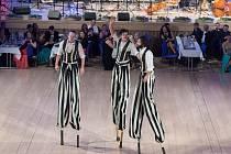 Reprezentační ples UTB Zlín. Ilustrační foto.