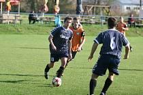 Fotbal IV. třída Zlín: Lužkovice – Bratřejov