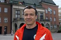 Triatlonista Kamil Šuráň