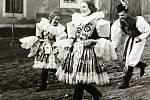 Velikonoce v historii Zlínska. Velikonoce v Hluku 40. léta 20. stol.