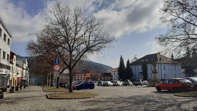 Valašské Klobouky.