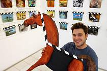 Do třináctého ročníku vstoupil Minisalon – Filmové klapky, který je od čtvrtku k vidění ve zlínské Galerii pod Radnicí.