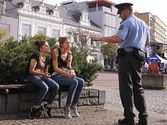Falešné hluchoněmé Rumunky Lýdia a Isabela.