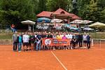 Tenisový turnaj Lázně Luhačovice Cup 2019
