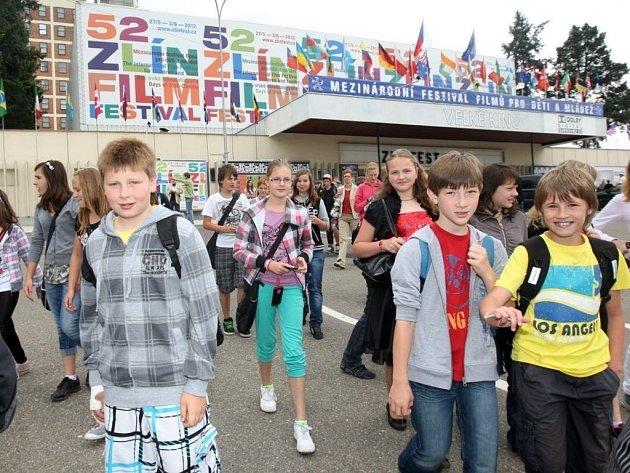 52. ročník Zlín Film Festivalu.