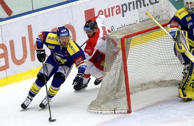 HC Aukro Berani Zlín - HC Olomouc