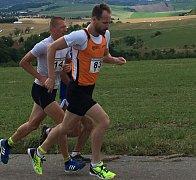 Jeden z favoritů Festivalového půlmaratonu ve Zlíně Jana Kalendy.