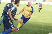 IV. třída: Lužkovice B – FC Vizovice