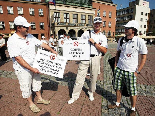 Protestní pochod Starostů a nezávislých