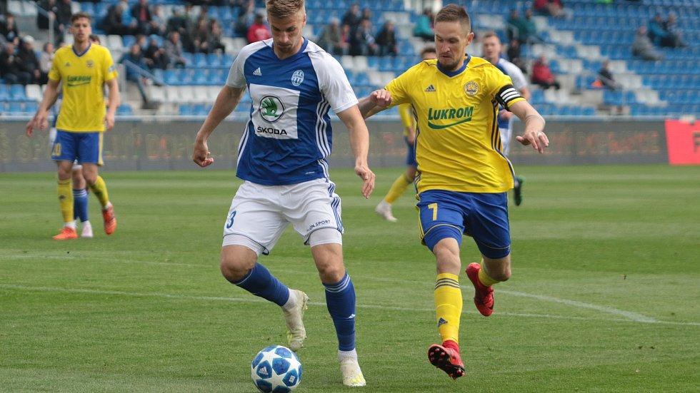 Mladá Boleslav proti Zlínu