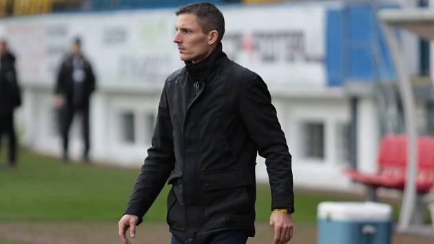 Trenér Zlína Jan Kameník