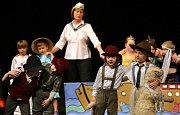 Na zlínském Škrpálku se představily děti z celého kraje