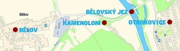 Neštěstím uBělova má zabránit nový chodník