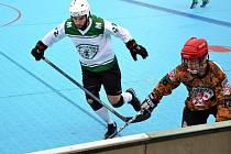 Hokejbal 2. liga Jihlava B - Malenovice