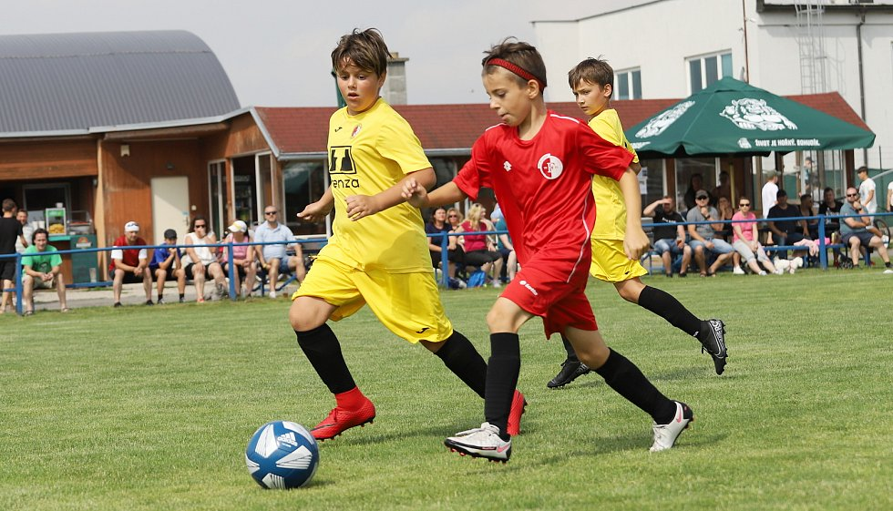 Ve Fryštáku se v sobotu slavilo výročí 90. let od založení fotbalového klubu.