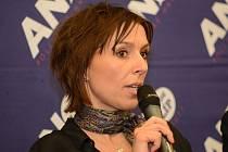 Martina Dlabajová, europoslankyně za ANO ze Zlína